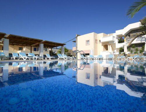 Sisi Bay Hotel in Sisi, Crete