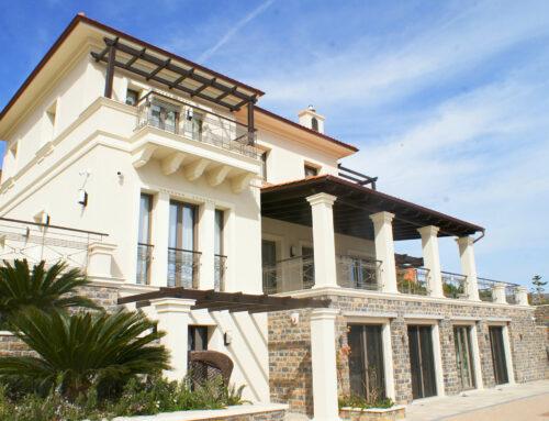 Villa Aurora in Tsifliki, Elounda
