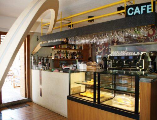 Cafe In Plaka, Lasithi