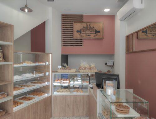 Bakery in Agios Nikolaos, Lasithi